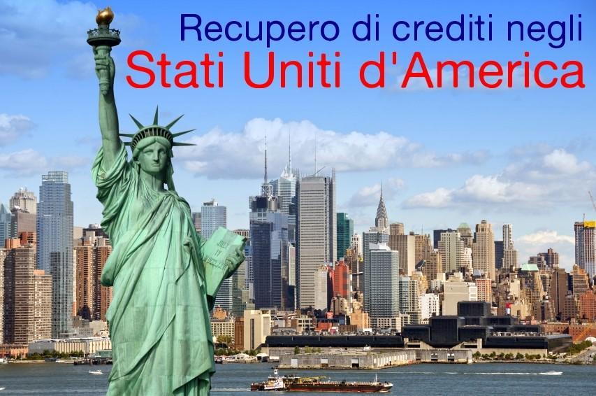 Come si recupera un credito in America?