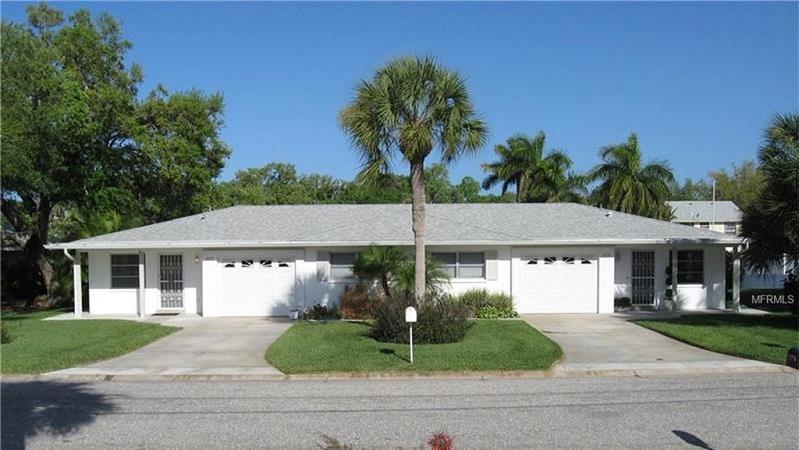 Duplex Sarasota, Florida